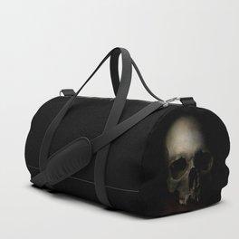 Male skull Duffle Bag