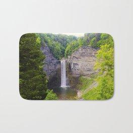 Taughannock Falls, Ithaca NY Bath Mat