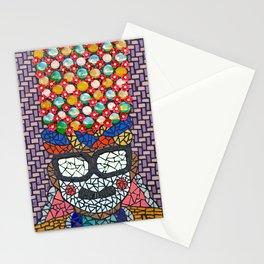 El Congo, Mascaras del Carnaval Stationery Cards