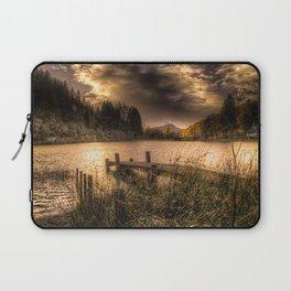 Loch Ard at Sunset Laptop Sleeve