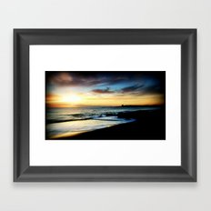 It's a beautiful World! Framed Art Print