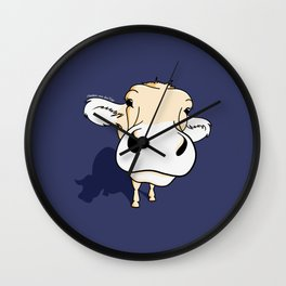 your friend 'Cow' Wall Clock
