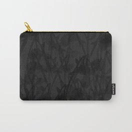Gloomy Grey Gardens Carry-All Pouch