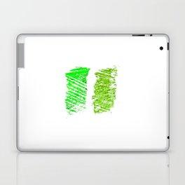 Flag of nigeria 3 -nigeria, nigerian,africa,hausa,igbo,Yoruba,Naira,Lagos,Kano Laptop & iPad Skin