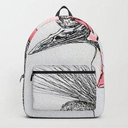African Crane Backpack