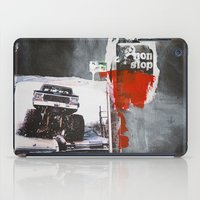 bigfoot iPad Cases featuring Bigfoot by six inch stiletto