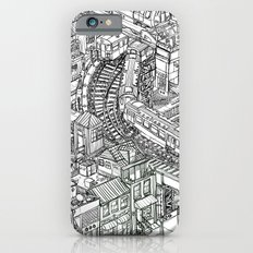 The Town of Train 2 iPhone 6s Slim Case
