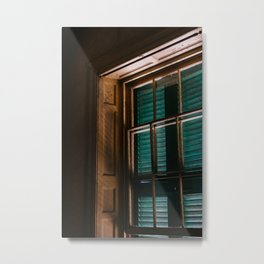 Charleston Architecture XLI Metal Print