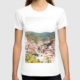 Riomaggiore, La Spezia. T-shirt
