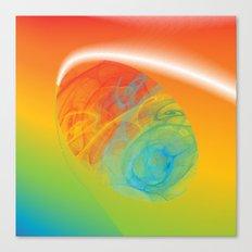 Fleuron Composition No. 172 Canvas Print