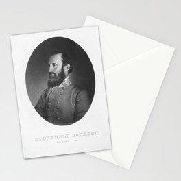Stonewall Jackson Stationery Cards