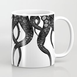 They mostly come at night ...... mostly Coffee Mug