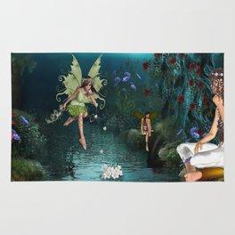 Fairy-tale stories Rug