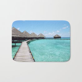 Paradise beach Bath Mat