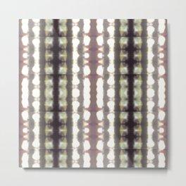 Modern Stripe Metal Print