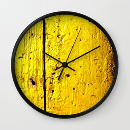 All that's Ghetto is not Gold Wall Clock