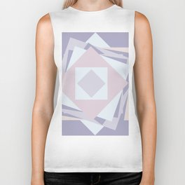 When stickies pile up like blooming rose... Biker Tank