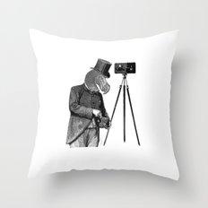 Foto Dodo #1 Throw Pillow
