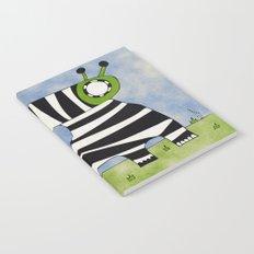 Green Mummynimal Notebook