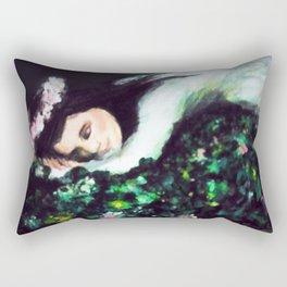 Forest Nap Rectangular Pillow