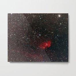 Tulip Nebula Metal Print