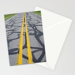 Making Do on a Tight Budget Stationery Cards