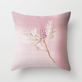 Grevillea - 01 Throw Pillow