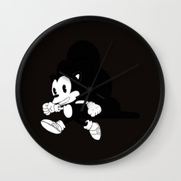 Vintage the Cloudrunner Wall Clock