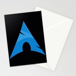Arch Linux Stationery Cards