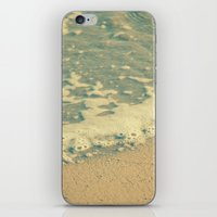 swimming iPhone & iPod Skins featuring Swimming by MundanalRuido