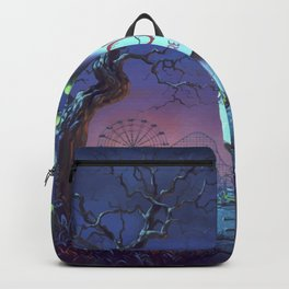 One Day at Horrorland Backpack