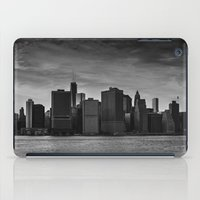 manhattan iPad Cases featuring Manhattan by Bust it Away Photography