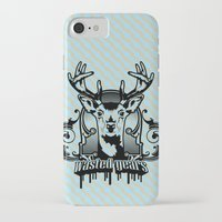 wasted rita iPhone & iPod Cases featuring wasted years by aceofspades81