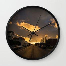 Bellingham Wall Clock