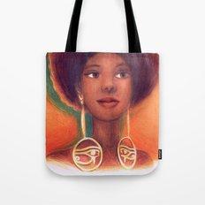 Ra Eyes - Queen Tote Bag
