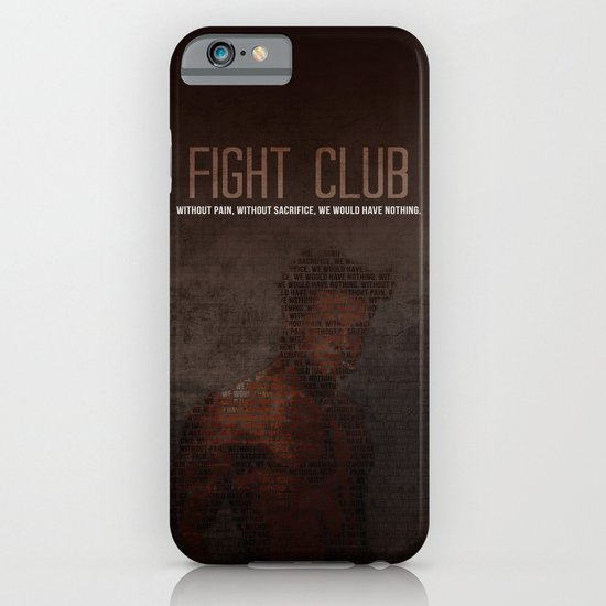 Fight Club  iPhone & iPod Case