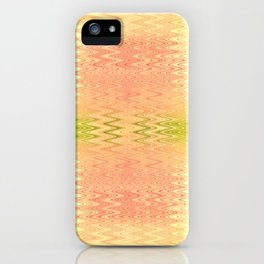 Joyful Morning iPhone Case