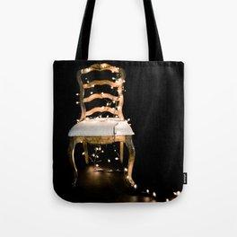 Vacancy Seat Tote Bag