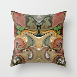 Long Time Ago Throw Pillow