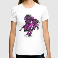 the neighbourhood T-shirts featuring Just Your Friendly Neighbourhood Cyborg Alien by Skylab
