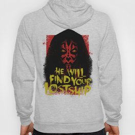 He Will Find Your Lost Ship Hoody
