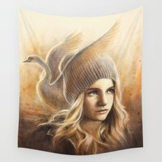 My Name Is Emma Swan Wall Tapestry