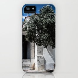 Olive Tree iPhone Case