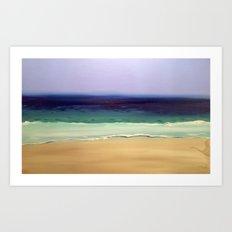 DNSW Series: Jervis Bay Bliss Art Print
