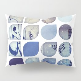 Cold Comfort Collage — Abandoned Pillow Sham