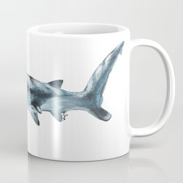 Great Hammerhead Shark Coffee Mug
