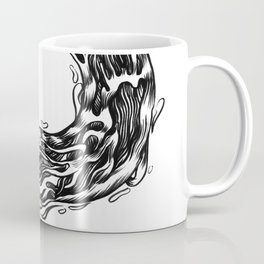 The Illustrated B Coffee Mug
