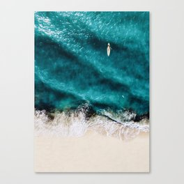 Sea 8 Canvas Print