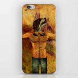 I, Jagger iPhone Skin