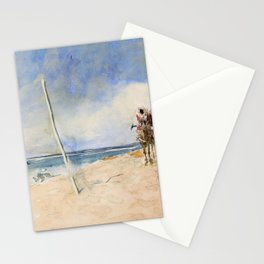 African Beach - Digital Remastered Edition Stationery Cards